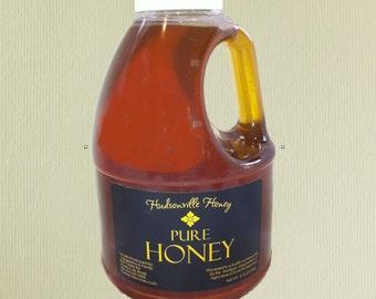 The Big Jug of Tasty Fine Michigan Wildflower Honey