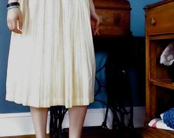 VINTAGE sunshine skirt