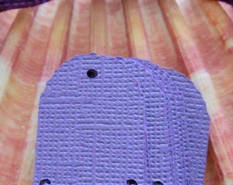 Textured tags, paper labels, gift tags