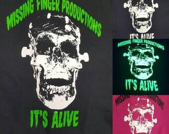 Missing Finger Productions Frank shirt.