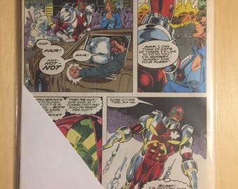 30 Comic Book Pages