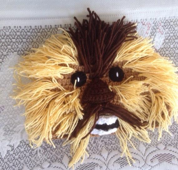 Chewbacca Hat Crochet Star Wars Chewbacca Costume Kids