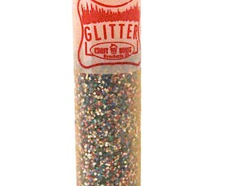 Vintage Glitter, Craft House, Crafting, Christmas Crafting, Retro, Sparkle, Bling, c1960