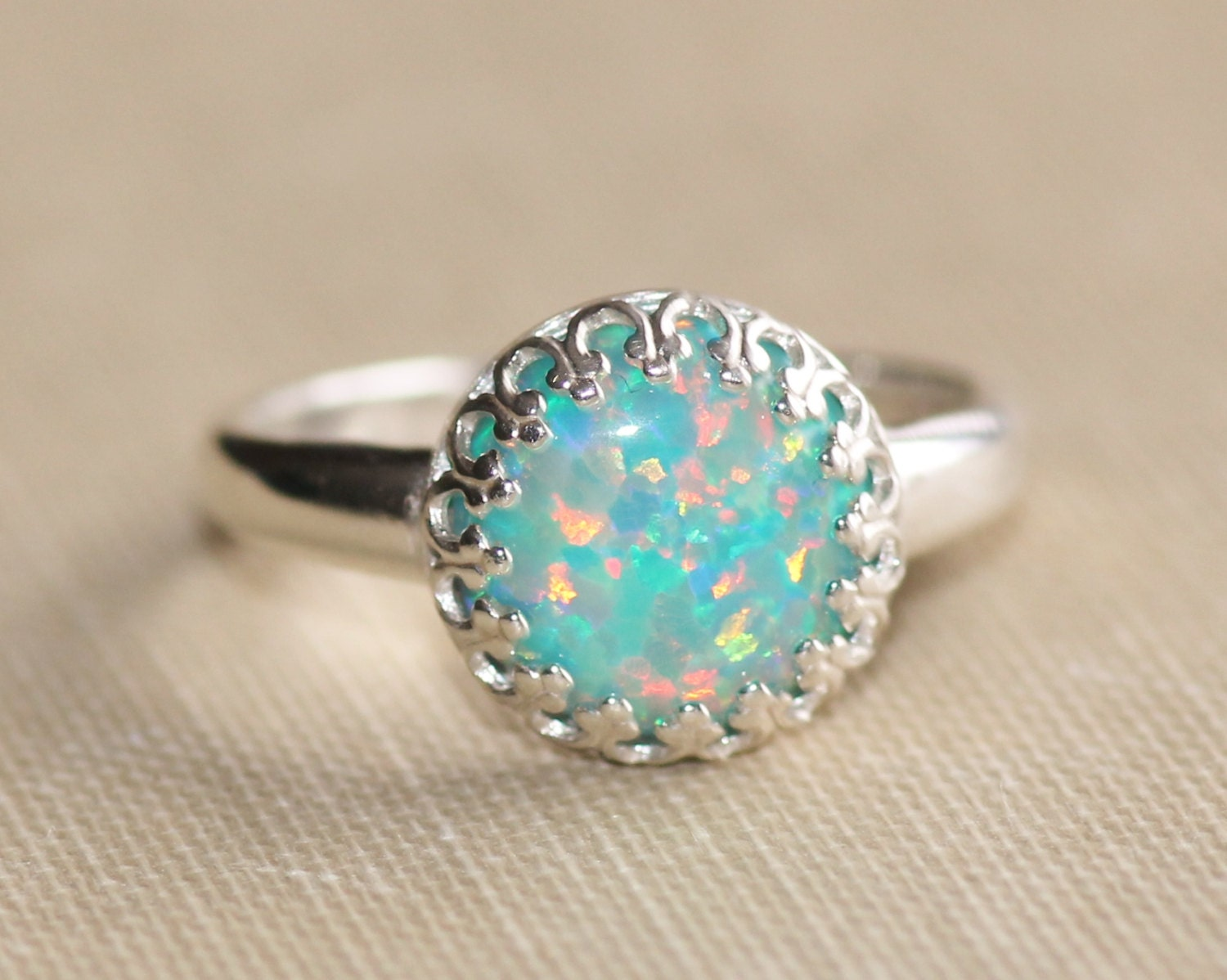 australian for solid rbvajfihgfeat product from gift ring promotion natural opal silver woman sterling stone gemstone