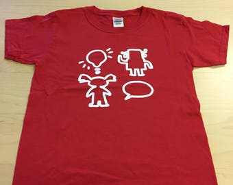 The Red T T-Shirt!
