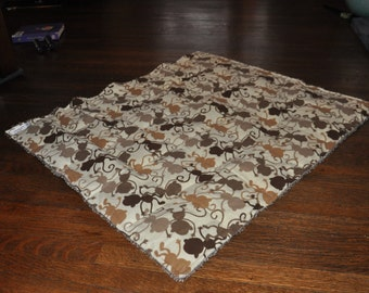 Custom Weighted Blanket - Size MEDIUM - You choose weight, fabric