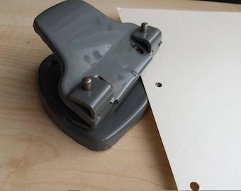 Vintage Hole Paper Punch