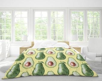 avocado comforter , avocado bedding , avocado , comforter , avocado decor , bedding