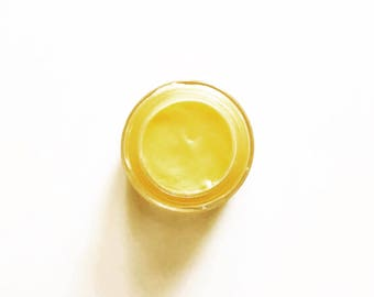 ORGANIC EYE BALM -Antiwrinkle Eye Cream, Immortelle Eye Cream, Deeply Nourishes & Helps Minimize Appearance of Wrinkles, Antiaging Eye Cream