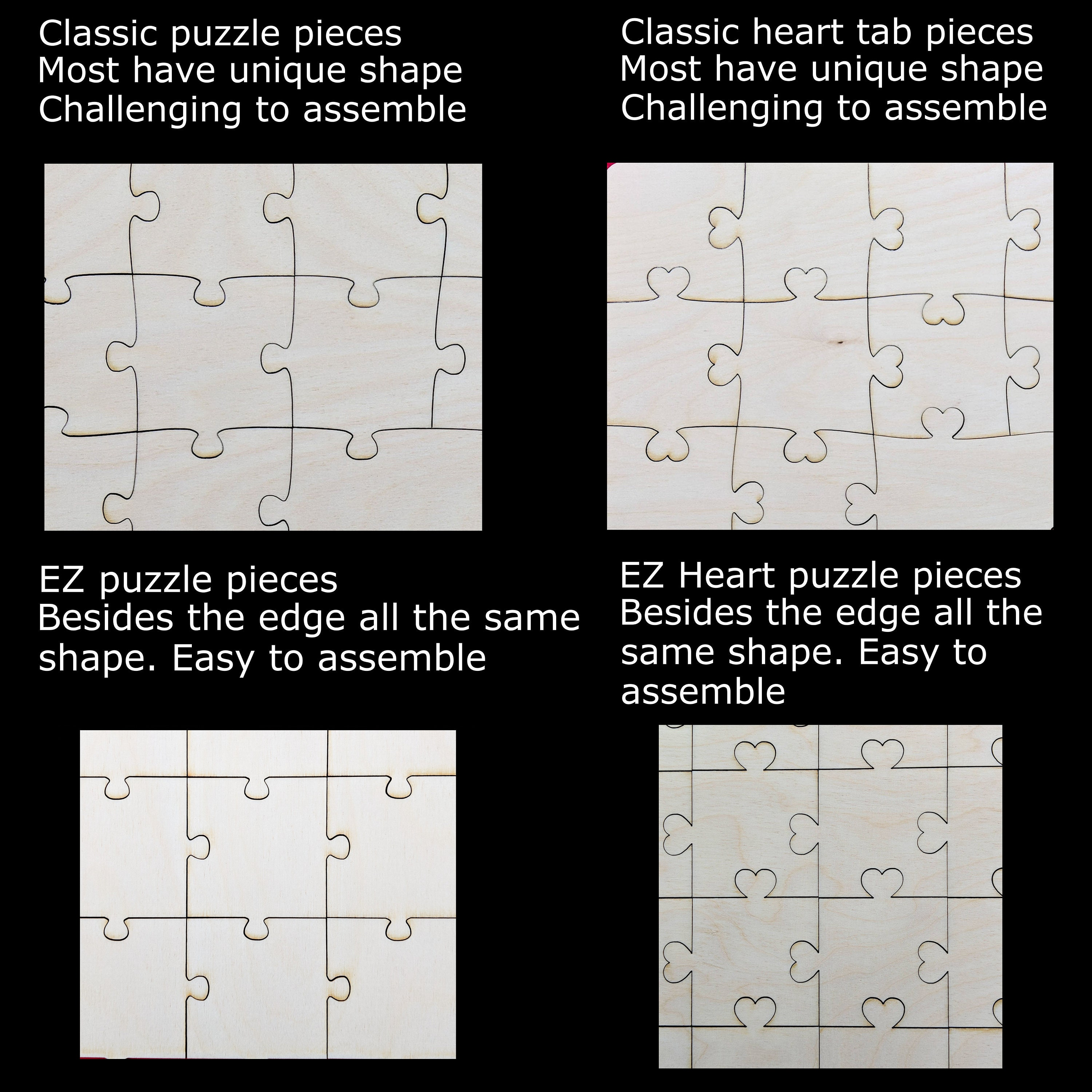 Puzzle guest book,wedding guest book puzzle, up to 28 inches ...