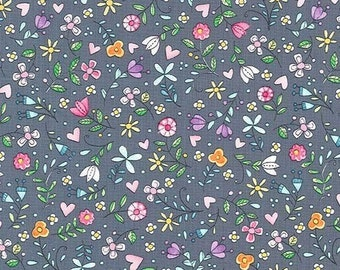 Bitty Blooms Fabric Michael Miller