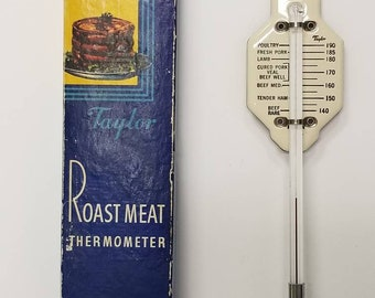 Free Shipping!! Taylor Roast Meat Thermometer