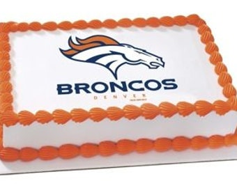 NFL team logo of your choice, edible image