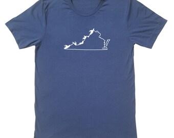 Virginia Kayaking  Shirt