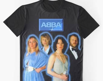 ABBA Graphic Tee - Style 1