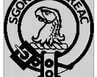 Clan MacNeacail Cushion