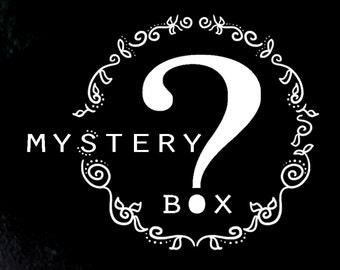 Mystery Box - Mystery Grab Bag - Bath Bombs, Sugar Scrubs, Bubble Bars - Full Sized Items