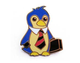 Cute Penguin Pin