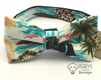 Buried Treasure Bow Tie and Collar