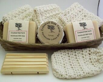 Premier Handmade Milk Soap Gift Set