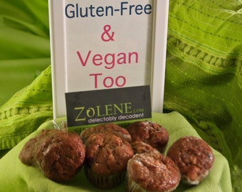 Gluten-Free & VEGAN TOO!