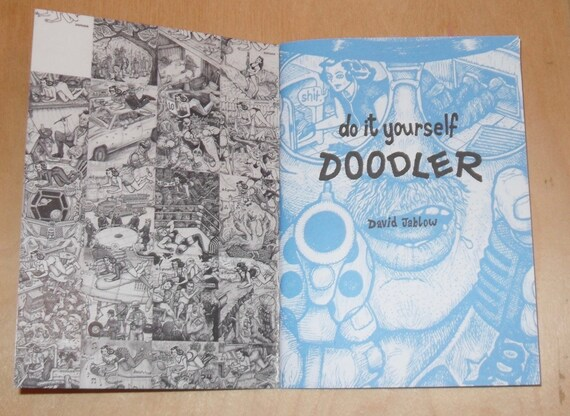 The do it yourself doodler book the do it yourself doodler book solutioingenieria Image collections