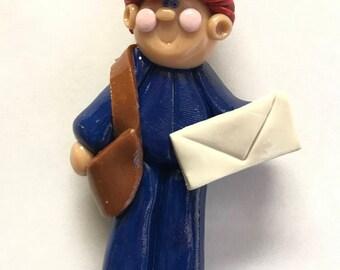 Mailman Magnet