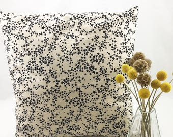 Star pillow cover