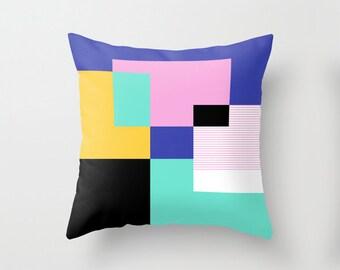 Tile Harmony Throw Pillowcase