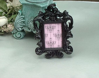 5 Ornate Picture Frame Wedding Table NUMBERS Wedding Favors