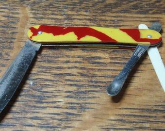 Set of 3 Miniature Pen Knives