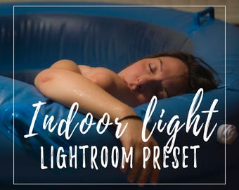 Lightroom Preset for Indoor low light Birth Photography