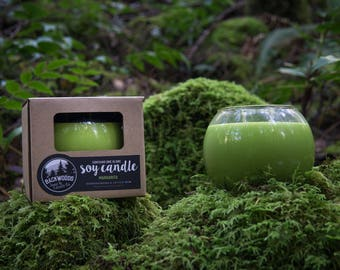 Margarita Globe Soy Candle