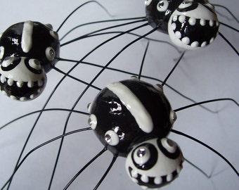 1 Screen Porch Spider