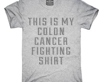 This Is My Colon Cancer Fighting Shirt T-Shirt, Hoodie, Tank Top, Gifts