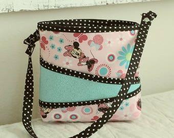 MADE TO ORDER Mini Me Child Size Shoulder/Messenger Bag