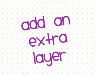 Add an Extra Layer, Make my tutu fuller, Super Puffy Tutu