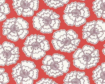 Capisce Capache - Floral Print - Multiple Colors Available - Home Decor Fabric by the Yard