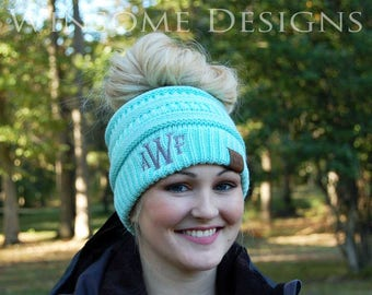 Messy Bun Hat-Beanie Tail Hat-Beanie for Pony Tail-Pony Tail Beanie-Mom Bun Hat-Mom Bun-Messy Bun Beanie-Ponytail hat-Ponytail beanie-CC