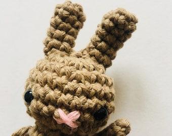 Small crochet bunny