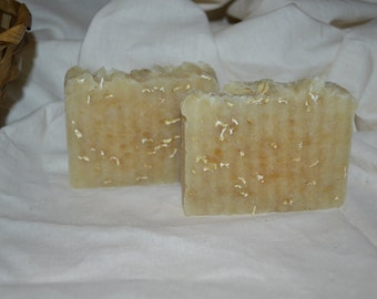 Oats and Honey Soap