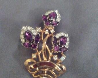 Trifari brooch