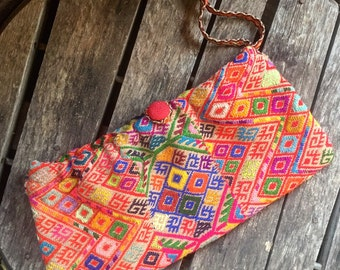 Handmade Tapestry Wristclutch