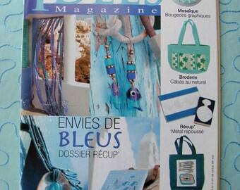 """""""Ideas magazine"""" magazine issue 10 - May / June 2005."""
