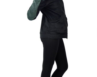 Women's Jacket, Corduroy Jacket, Jacket, HandMade by Navaho , Corduroy, Cardigan, Cardigan ,Warm Hoodie , Clothes for Women's,Clothes Navaho