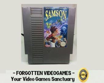 Little Samson   - NES Nintendo