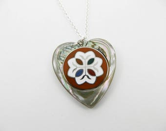 Abalone Shell Seasons Necklace Necklace - NC2045