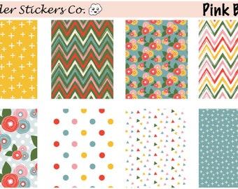Pink Bloom Weekly Kit - EC Vertical