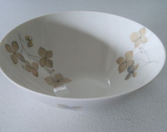 Rosenthal Wood Nymph Seven Inch Vegetable Bowl