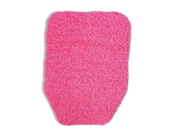 Ostomy Quick Dry Pouch Cover - Pink